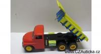KDN - stará hračka TATRA 138 - Vyklápěčka, sklopka 2