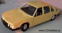 Tatra 613 special (plasťák)