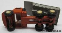 SMĚR - Starý model TATRA 138 - zinkoslitina, pěkný 2