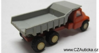 SMĚR - Starý model TATRA 138 - zinkoslitina, pěkný