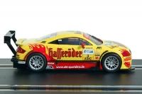 Audi TT R  žluté
