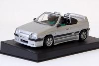 MTX Roadster, stříbrná