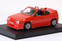 MTX Roadster, červená