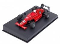 NF FiKS Křenek Motorsport, červená