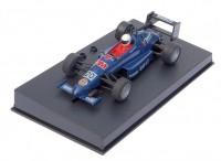 NF FiKS Křenek Motorsport, modrá