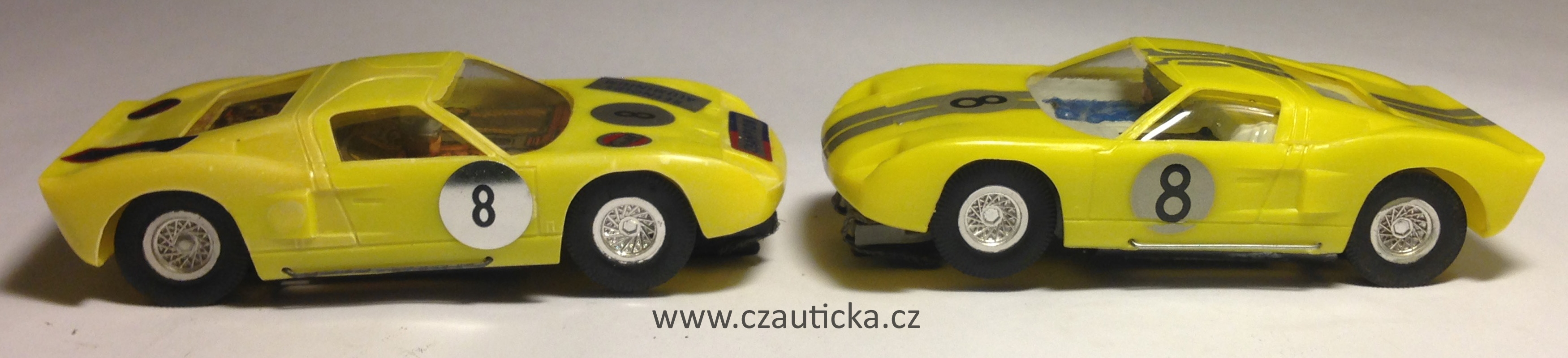 ites ford gt zluta 2