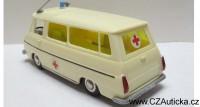 KDN - stará ŠKODA 1203 - Sanita, ambulance