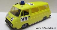 KDN - stará ŠKODA 1203 - VB - Veřejná Bezpečnost1