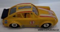 GONIO - Porsche 911 tmavě žluté EC