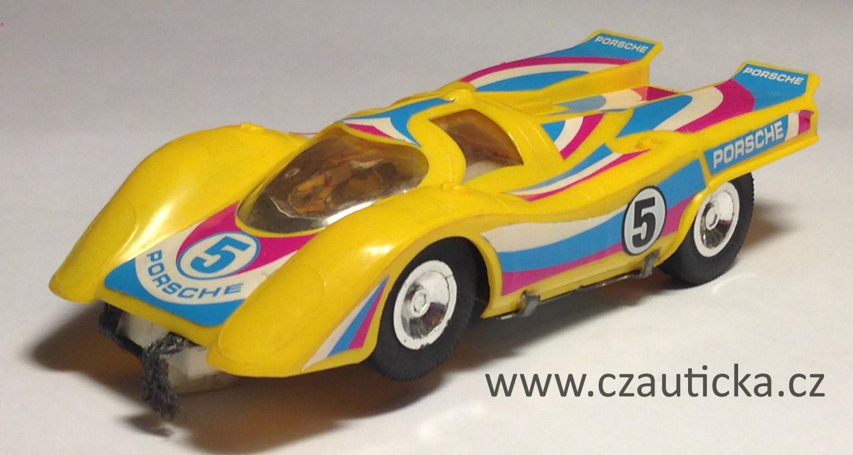 GONIO - Porsche 917 tmavě žluté