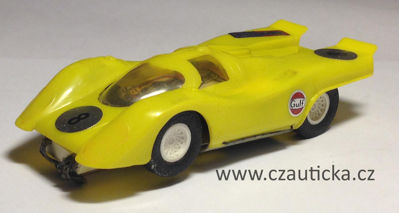 ITES - Porsche 917 žlute