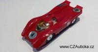 ITES - Porsche 917 červené tmavější