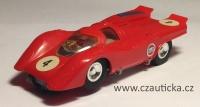 Porsche 917 cervene