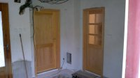 Rekonstukce-chalupy-domu-drevene-dvere
