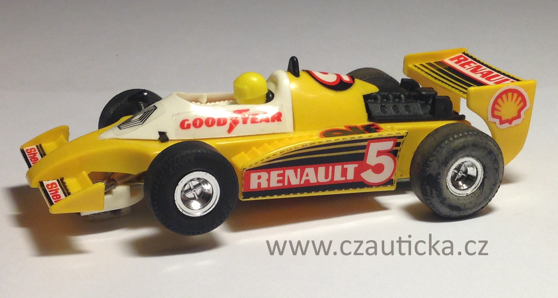 GONIO - Renault tmavě žlutý