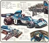 tyrrell-006-cutaway