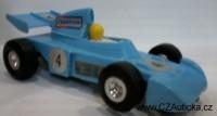 TES - Tyrrell světle modrý s modrým křídlem 4