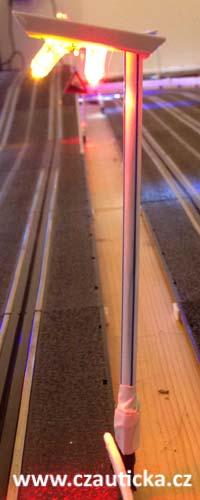 Autodráha lucerna