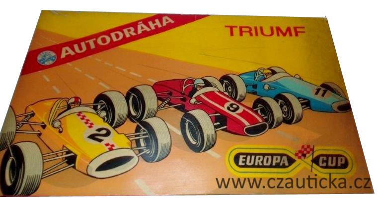 Autodráha triumf