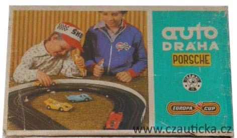 Autodraha Porsche krabice