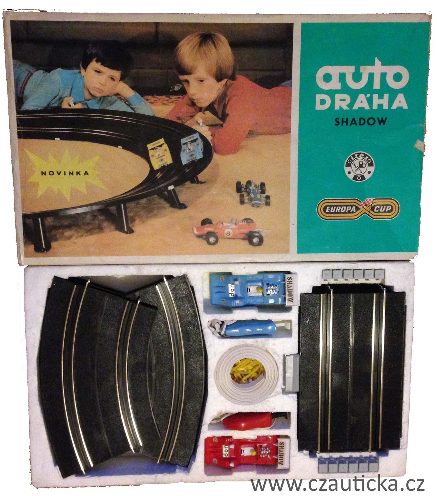 Autodraha Shadow krabice