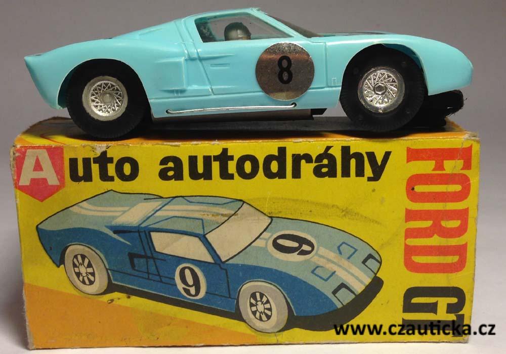 Krabička Ford GT