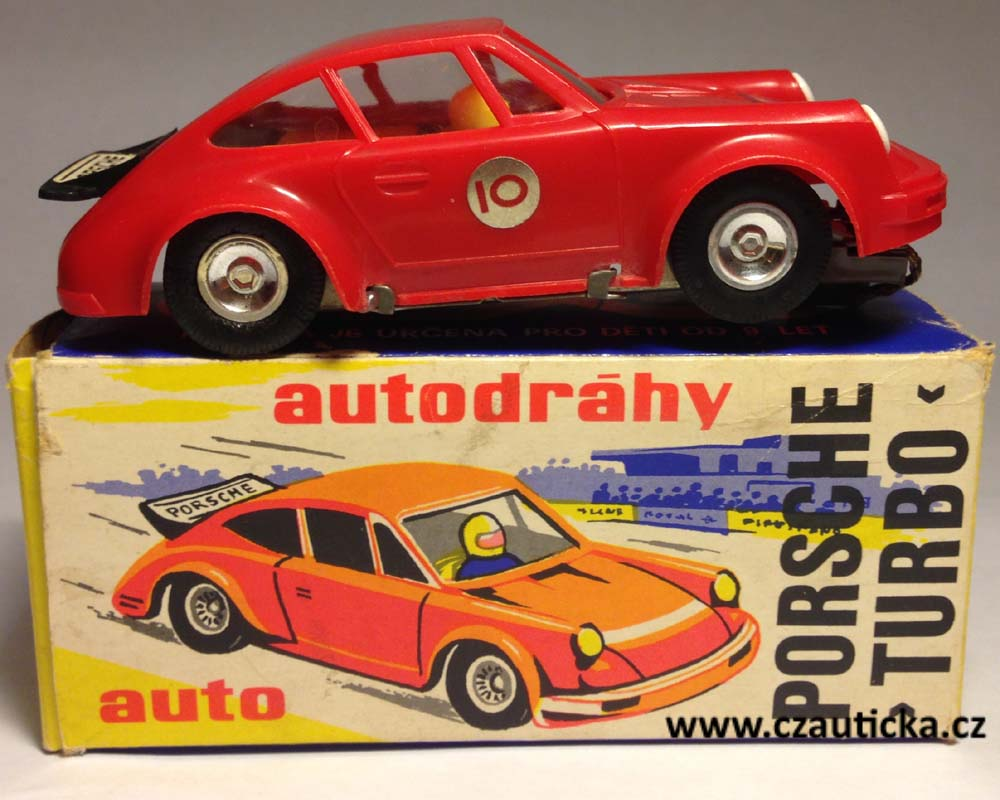 Krabička Porsche 911